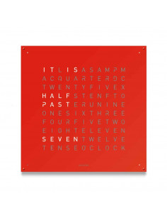 Qlocktwo Classic Red Pepper...