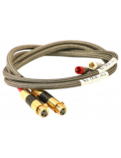 STARS Interconnect XLR/RCA