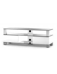 SONOROUS MD9140 Meuble TV - Blanc