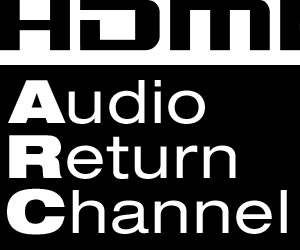 image icone hdmi audio return channel